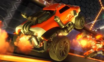 Rocket League : une vidéo pour célébrer la sortie du jeu sur Xbox One