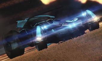 Rocket League : on pourra bientôt jouer avec la Batmobile de Batman v Superman