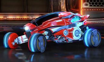 """Rocket League : tous les détails et le trailer de l'énorme MAJ """"Neo Tokyo"""""""