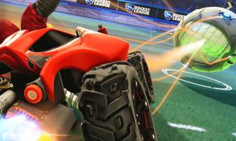 """Rocket League : les nouveautés de la mise à jour """"Dropshot"""" présentées en vidéo"""