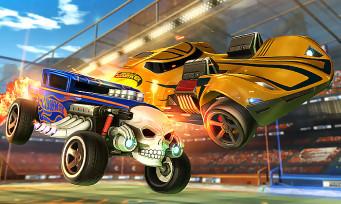 """Rocket League : le DLC """"Hot Wheels"""" en approche, une vidéo le confirme"""