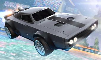"""Rocket League : le DLC """"Fast and Furious 8"""" arrive, la preuve en vidéo"""