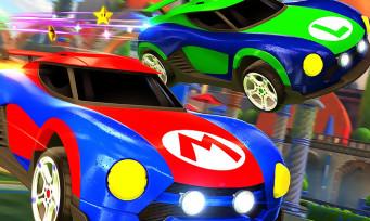 Rocket League : un trailer pour fêter l'arrivée du jeu sur Nintendo Switch