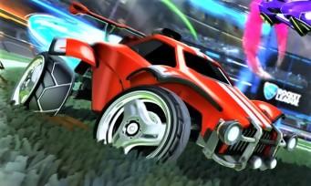 Rocket League : le jeu dépasse les 50 millions de joueurs !