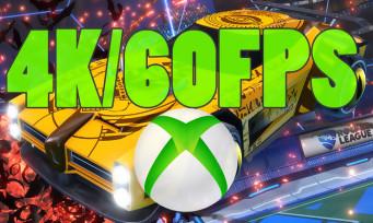 Rocket League : l'update 4K/60fps cadre son arrivée sur Xbox One, faites chauffer les moteurs