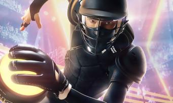 Roller Champions : le Rocket League façon Ubisoft dévoilé à l'E3 2019, du roller derby cartoonesque