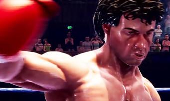 Rumble Boxing Creed Champions : le jeu officiel de Rocky s'offre un dernier trailer de gameplay