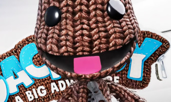 Sackboy A Big Adventure : LittleBigPlanet revient en 3D sur PS5, 1er trailer pétillant