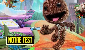 Test Sackboy A Big Adventure (PS5) : l'aventure n'est pas si grandiose que ça...