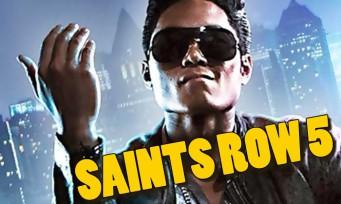 Saints Row 5 : le jeu confirmé par THQ Nordic, c'est l'heure de préparer l'armurerie