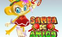 Samba de Amigo Wii s'illustre