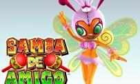 Samba de Amigo Wii : nouveau trailer
