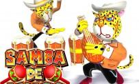 Encore une vidéo pour Samba de Amigo Wii