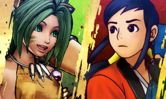 Samurai Shodown : Cham-Cham et Hibiki Takane (The Last Blade 2) dans le Season Pass 3