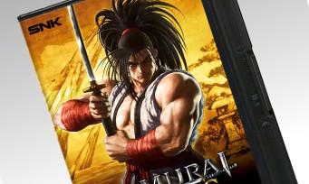 Samurai Spirits : une édition collector en forme de boîtier NeoGeo à 250€ !