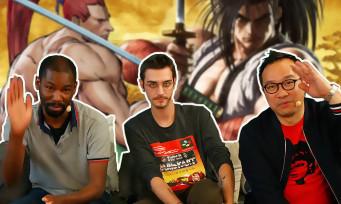Samurai Shodown 2019 : notre livestream (1h) pour décortiquer le gameplay