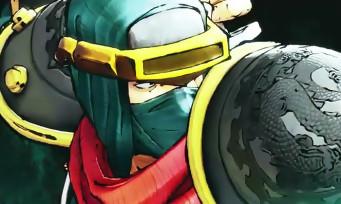 Samurai Spirits : Hanzo veut lui aussi son quart d'heure de gloire, une vidéo qui tranche dans le vif