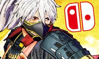 Samurai Shodown : la version Switch est enfin là et s'accompagne d'un trailer acéré