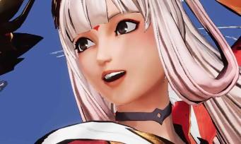 Samurai Shodown : Gongsun Li en DLC, le crossover inattendu avec le jeu mobile Honor of Kings