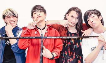Scarlet Nexus : le thème principal du jeu dévoilé, c'est le groupe japonais The Oral Cigarettes qui s'en occupe