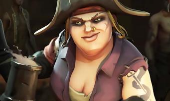 Sea of Thieves : une plongée dans un monde de piraterie en vidéo