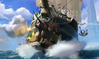 Sea of Thieves : 25 minutes de pur gameplay qui met l'accent sur le cycle jour/nuit