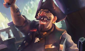 Sea of Thieves : un trailer qui détaille le gameplay et les activités du jeu