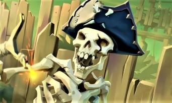 Sea of Thieves : 1 million de joueurs mais quelques problèmes de serveurs