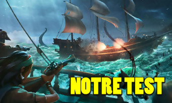 Test Sea of Thieves : un jeu qui tient bon la vague et le vent ?