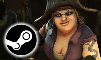 Sea of Thieves : Steam en ligne de mire