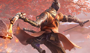 Sekiro : 22 min de gameplay pour savoir si le jeu sera plus corsé que Dark Souls