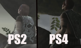 Shadow of the Colossus : PS2 vs PS4, le comparatif de la séquence d'introduction