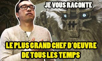 Shadow of the Colossus : je vous raconte l'un des plus grands chefs d'oeuvre du jeu vidéo