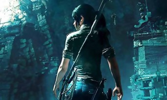Shadow of The Tomb Raider : 11 min d'exploration mystérieuse, Lara n'a pas froid aux yeux