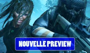 Shadow of the Tomb Raider : on y a rejoué à l'E3 2018, de quoi être rassuré ?