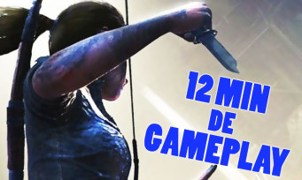 Shadow of the Tomb Raider : plus de 10 min de combat assassines, Lara ne fait pas semblant