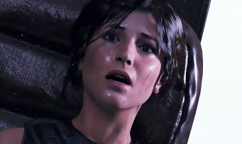 Shadow of the TOMB RAIDER : 7 min de gameplay dans la terrible jungle avec Lara Croft