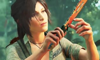 Shadow of the TOMB RAIDER : Lara Croft dégaine ses armes en vidéo