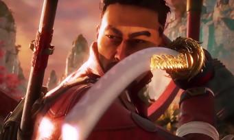 Shadow Warrior 3 : une vidéo de gameplay tranchantes de 17 min, le style à l'état pur