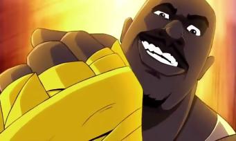 Shaq Fu A Legend Reborn : le trailer de gameplay des Game Awards 2015 révèle qu'il s'agit d'un beat'em all
