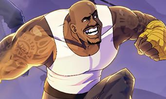 Shaq Fu A Legend Reborn : le jeu sera distribué par Just for Games, voici les dernières infos