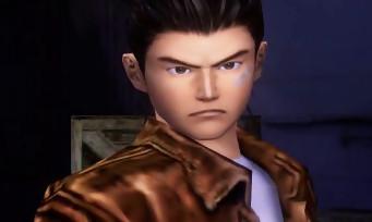 Shenmue 1 & 2 HD : à la base, SEGA voulait faire un remaster beaucoup plus poussé