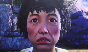 Shenmue 3 : les développeurs prouvent qu'il y aura bien des animations faciales dans une vidéo maladroite