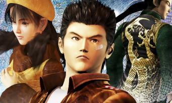 Shenmue 1 & 2 HD : SEGA dévoile des nouvelles images des versions remasterisées