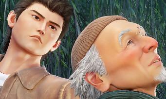 Shenmue 3 : des nouvelles images avec des expressions faciales qui laissent perplexe