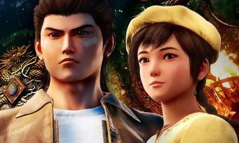 Shenmue 3 : la publication d'un screenshot in-game inquiète les joueurs