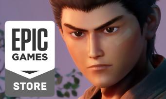 Shenmue 3 : le jeu sera exclusif à l'Epic Store, les backers seront remboursés