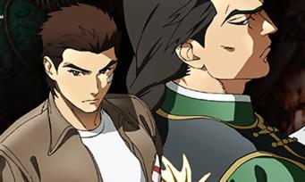 Shenmue : un anime va voir le jour, premières informations