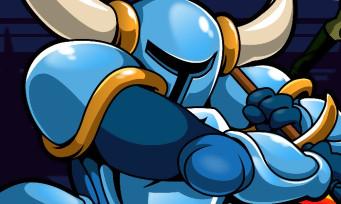 Shovel Knight : le jeu sort en version boîte avec amiibo à la clef !