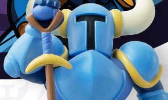 amiibo : Shovel Knight est le premier indé à avoir sa figurine !